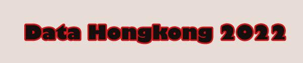 Data Keluaran Hongkong 2022